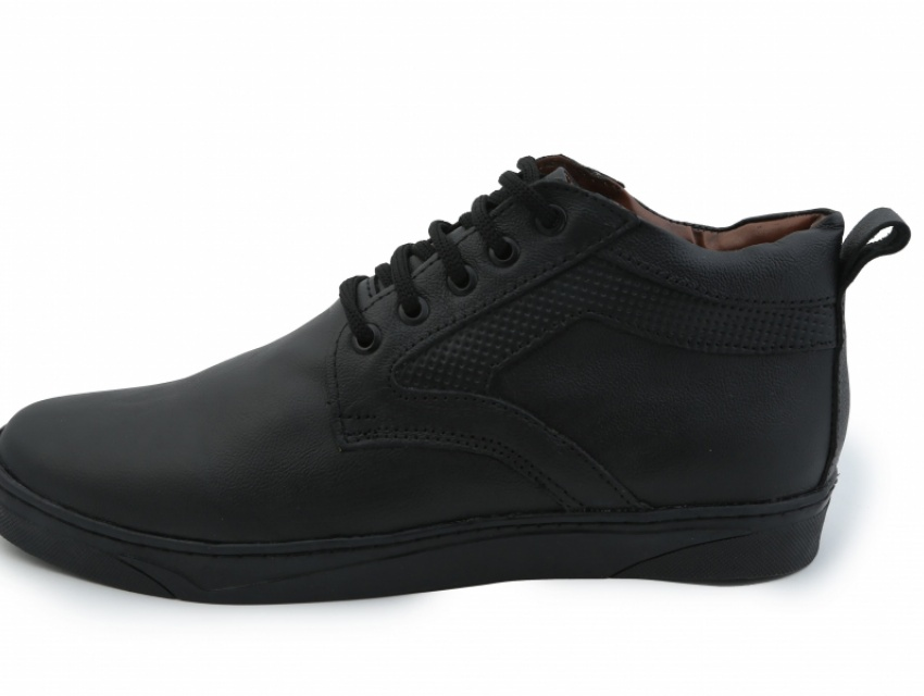 Chaussure en Cuir  Motif new
