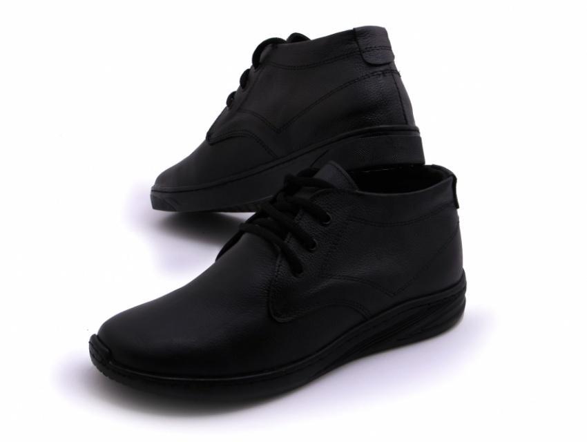 Chaussure en Cuir  Motif 2
